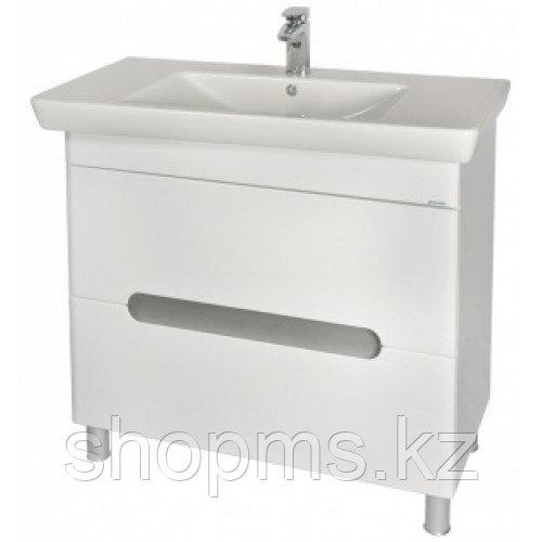 Мебель AQUARODOS Boston 85 - шкаф под умывальник в комплекте с умывальником Porto lavabo 85
