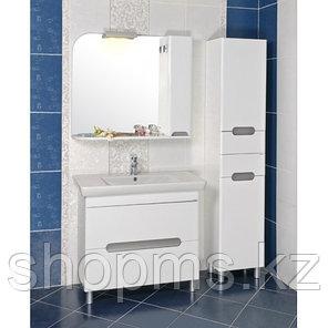 Мебель AQUARODOS Boston 85 - шкаф под умывальник в комплекте с умывальником Porto lavabo 85, фото 2