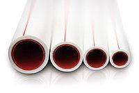 Труба армированная D25 PN25 для отопления (в отрезках по 4 метра)