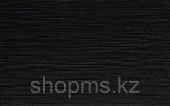Керамическая плитка Шахтинская Камелия чёрный низ 02(250х400)
