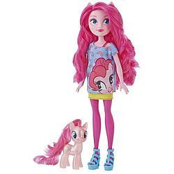 My Little Pony E5657 Игровой набор Пони и Кукла Девочки Эквестрии
