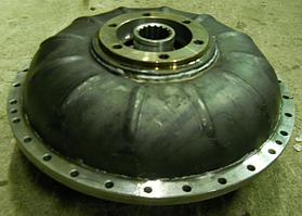 Гидротрансформатор ТГД-340А.00.000.М