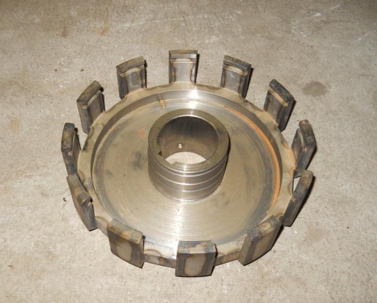 Корпус фрикциона У35.605-01.001