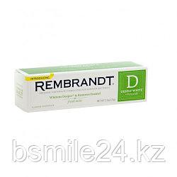 Отбеливающая паста REMBRANDT ,99г.