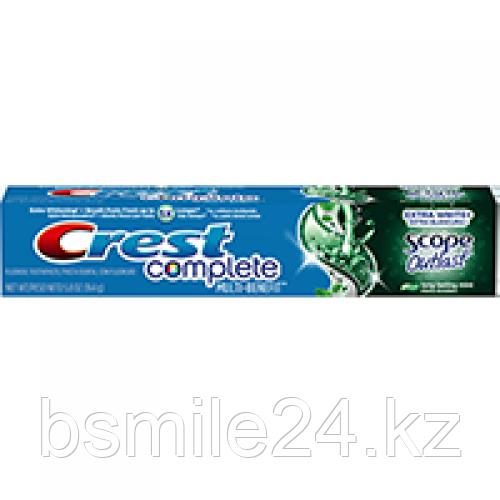 Отбеливающая паста SCOPE-MULTI BENEFIT WHITENING,232г