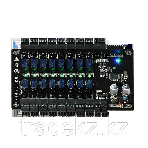 Панель расширения EX16 для контроллера управления доступом в лифт ZKTeco EC10