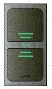 Считыватель Mifare карт с выходом RS485 ZKTeco KR503M-RS, фото 2