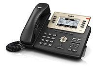 Yealink SIP-T27P, IP телефон, 6 SIP аккаунт, PoE
