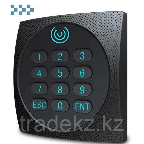 Считыватель Mifare карт с частотой 13,56 МГц с клавиатурой, IP65 ZKTeco KR602M