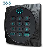 Считыватель Mifare карт с частотой 13,56 МГц с клавиатурой, IP65 ZKTeco KR602M, фото 1