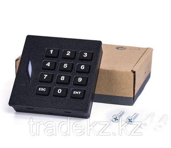 Считыватель Mifare карт с частотой 13,56 МГц с клавиатурой ZKTeco KR102M, фото 2