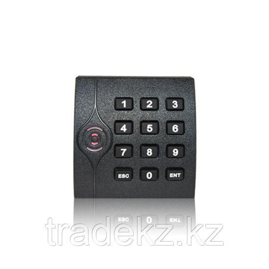 Считыватель Proximity карт с частотой 125 КГц с клавиатурой ZKTeco KR202E