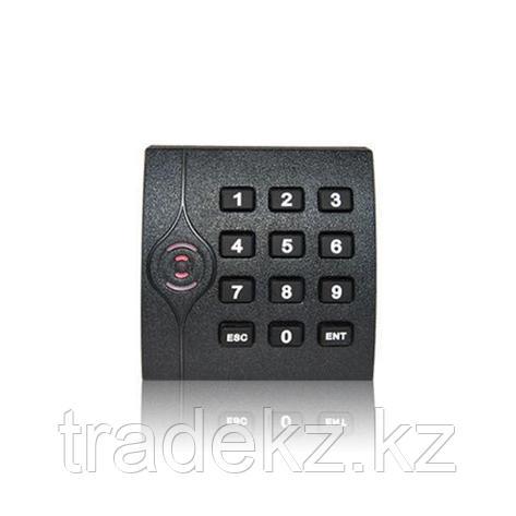 Считыватель Mifare карт с частотой 13,56 МГц с клавиатурой ZKTeco KR202M, фото 2