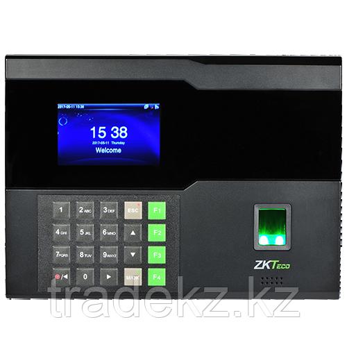 Терминал учета рабочего времени и контроля доступа по отпечаткам пальцев ZKTeco IN05-A
