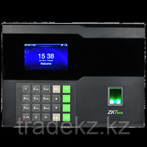 Терминал учета рабочего времени и контроля доступа по отпечаткам пальцев ZKTeco IN05-A, фото 2