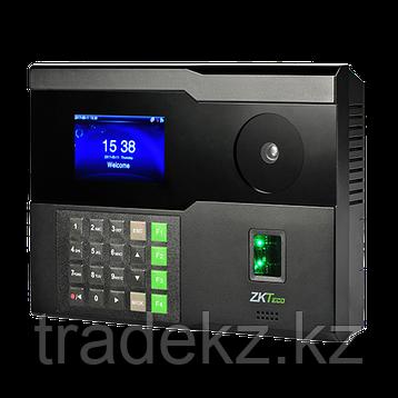 Терминал учета рабочего времени и контроля доступа по отпечаткам пальцев ZKTeco P260, фото 2