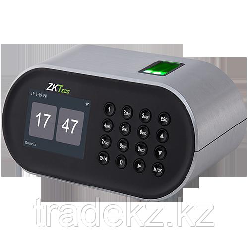 Терминал учета рабочего времени по отпечаткам пальцев ZKTeco D1