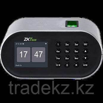 Терминал учета рабочего времени по отпечаткам пальцев ZKTeco D1, фото 2