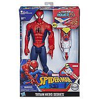 Фигурка «Человек-паук» Spiderman 30 см с FX-Port, фото 1