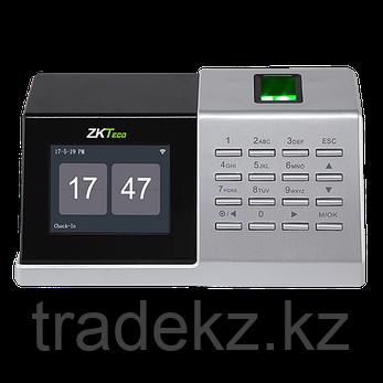 Терминал учета рабочего времени по отпечаткам пальцев ZKTeco D2, фото 2