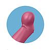 "Вибратор для точки G ""Satisfyer Vibes - Petting Hippo"", силикон, фото 3"