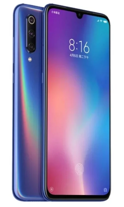 Xiaomi Mi9 6/128GB Blue