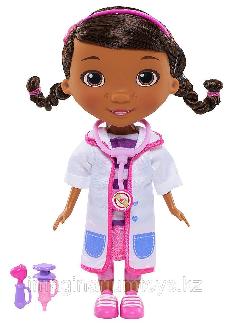 Кукла Доктор Плюшева с аксессуарами (США)