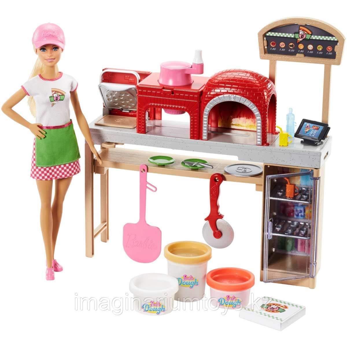 Барби ПИЦЦЕРИЯ игровой набор Barbie