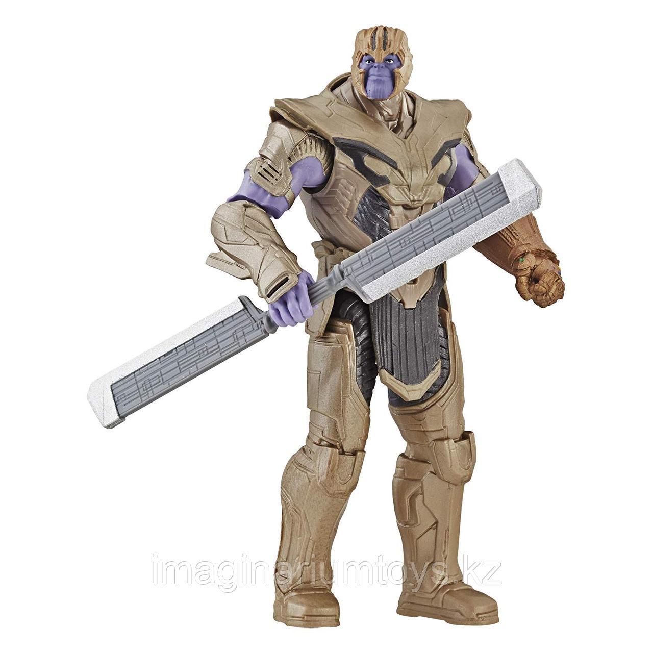 Танос фигурка из к/ф «Мстители. Финал» 15 см Hasbro