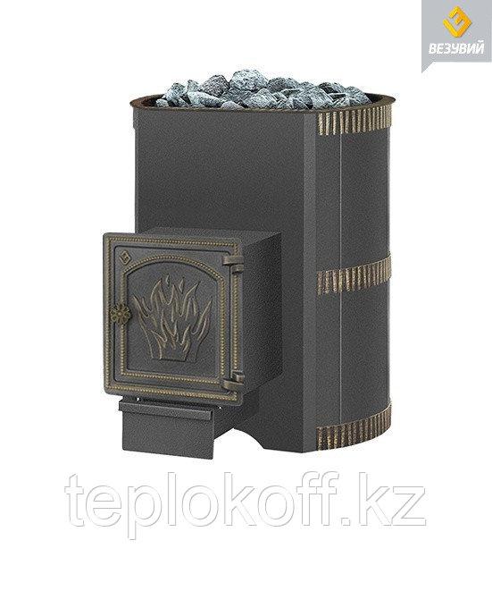 Печь для бани Везувий Лава 16 (ДТ-4)