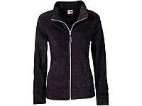 Куртка флисовая Nashville женская, черный
