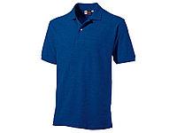 Рубашка поло Boston мужская, классический синий