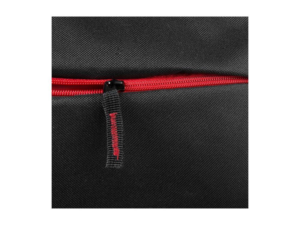 Рюкзак Boston для ноутбука 15,6, черный/красный - фото 2