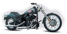 1/18 Maisto сборн Harley Davidson Kit