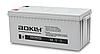 Аккумуляторная батарея 200 АЧ, 6-GFM-200, 522х240х244