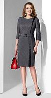 Платье Lissana-3506, серый, 50