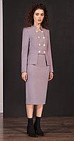 Жакет Nova Line-1914, сиреневый, 42