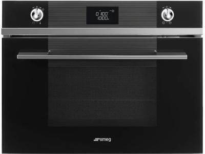 Духовой шкаф Smeg SF4102MCN черный