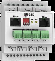 Модуль управления релейными выходами SR-35D