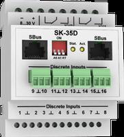 Модуль контроля дискретных входов SK-35D