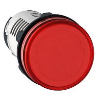XB7EV04BP Сигнальная лампа 22 мм 24В красная