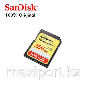Sdxc Card SanDisk Extreme 256GB 90MB/S UHS-1 U3, фото 2