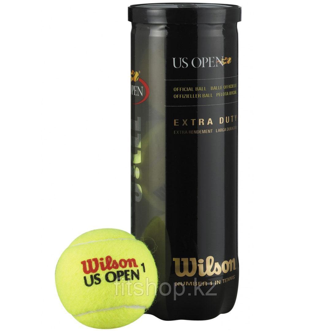 Мячи теннисные Wilson Us Open 3 мяча