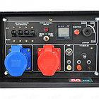 Дизельный трехфазный  генератор Alteco Professional ADG 7500TE DUO , фото 2