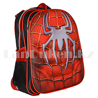 Универсальный школьный рюкзак каркасный Человек Паук