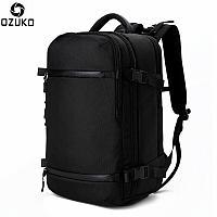 Рюкзак ozuko для мужчин ноутбук женский рюкзак 17,3 дюймов школьная сумка большой емкости багажные сумки Повсе