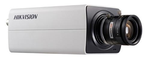 DS-2CD2810F - 1.3MP IP-камера стандартного исполнения.
