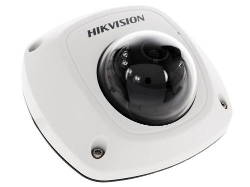 DS-2CD2522FWD-I - 2MP Уличная купольная антивандальная мини IP-камера с ИК подсветкой.