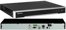 DS-7608NI-I2 - 8-ми канальный сетевой 12МP-видеорегистратор.