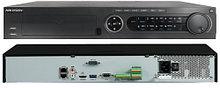 DS-7716NI-E4 - 16-ти канальный сетевой 6МP-видеорегистратор с 4-мя SATA-интерфейсами.